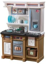 Kids Kitchen Playset Compact Design Bedroom Playroom Toddler Toy Appliances