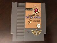 🎇Legend of Zelda 3: Outlands🎇 Nintendo NES 🎇 72 pins USA NTSC / PAL Cartridge