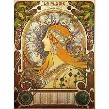 EuroGraphics Puzzles 1000 pièces-Alphonse Mucha-Quatre Saisons EG60000824