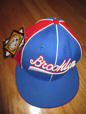BROOKLYN ROYAL GIANTS Headgear NEGRO LEAGUES BASEBALL (Size 7 7/8) Cap w/ Tags