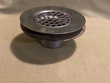 "Vintage 1 3/4"" Shower Drain 4 3/4"" Top Drain Plate"