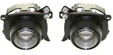 1997 1998 1999 MITSUBISHI ECLIPSE FOG LIGHT LAMP LEFT & RIGHT PAIR SET 2PCS