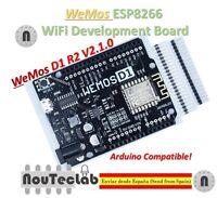 WeMos D1 R2 V2.1.0 NodeMCU WiFi ESP8266 Development Board Compatible Arduino UNO