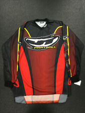 JT Black/Red Adult Large Used Paintball Shirt