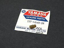 NOS New Yamaha DT250 DT360 YDS3 YM1 Carburetor Carb Main Jet #130 137-14143-26