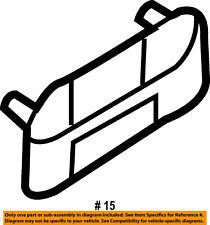 Dodge CHRYSLER OEM 03-05 Stratus-Seat Cover Left MR641527