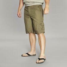 "Replika Jeans CPH Shorts/Khaki - 50"" SRP £69.95, NOW £39.95"