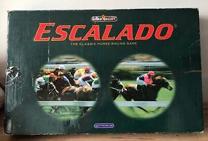 ESCALADO HORSE RACING GAME by CHAD VALLEY * Multi Listing * Spare Pieces & Parts