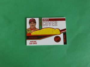 Terry Labonte 2006 Press Pass Red Event-Used Car Cover #074/225