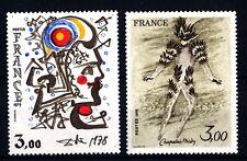 FRANCIA - Quadri di Francia - 1979 - Dali - Chapelain-Midy. -