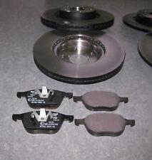 Original Ford Set Bremsscheiben Bremsklötze vorne 1809256 1520297 Focus C-Max