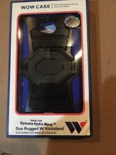 WOW Wireless Case For Kyocera Hydro Wave W/ Kickstand GET IT FAST ~ US SHIPPER