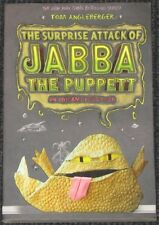 Book 'The Surprise Attack of Jabba the Puppett: Bk4' T. Angleberger  P/Back 2013
