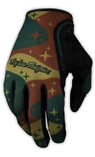 Troy Lee Designs XC Gloves COSMIC CAMO ARMY GREEN LARGE