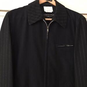 Comme des Garcons Homme Plus Men's Wool Jacket size M