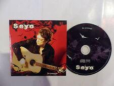 CDR  album promo 12 titres SEYO De passage
