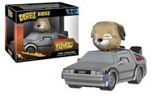 Funko Dorbz Ridez Back to the Future Delorean Action Figure Einstein Dog - Read