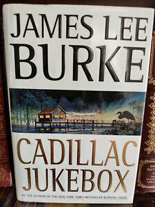 Cadillac Jukebox_James Lee Burke_1996_Signed_1st Edition /1st Print_HCDJ