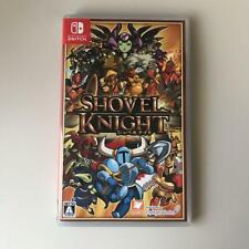 USED SHOVEL KNIGHT TREASURE TROVE Nintendo Switch