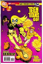 DC Comics TEEN TITANS GO! 2008 #51 VF/NM