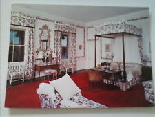 Postcard Portico Room Broadlands Romsey Hampshire home of Lord Mountbatten  (A1)