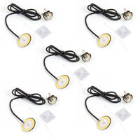Pickup Piezo Pickups Transducer for Acoustic Guitar Violin Ukulele Mandolin 5pcs