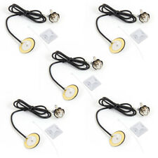 5 Pcs Ukulele Pickup Piezo Transducer For Acoustic Guitar Violin Mandolin Parts
