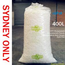 10x BioFill 400L Bio Void Fill cushioning Peanuts Packing Nuts -Sydney Only