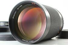 【MINT w/ Hood】 CONTAX Carl Zeiss Planar T* 135mm f2 MMG Lens + Canon EF Adaptar