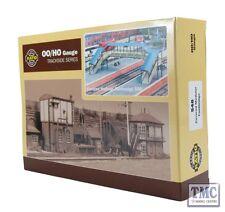 548 Ratio Modular Covered Footbridge OO Gauge Plastic Kit