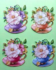 8 Magnolia matins Tattered Lace Die Cuts 2 0 F chaque Couleur Anniversaire/mère etc