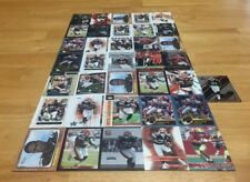 WILLIAM GREEN LOT OF 36 FOOTBALL CARDS CLEVELAND BROWNS RUNNING BACK BOSTON COLL