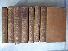BIBLIOTHEQUE UNIVERSELLE DES DAMES . MELANGES. 7 TOMES / 1785