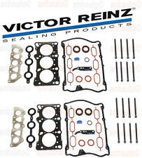 AUDI A4 A6 VW Passat  2.8L V6 OEM Head Gasket Set with 16-Piece Head Bolts