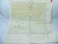 ATI TCHAD 1957 ND-34-VII 1:200.000 Ancienne carte d'Afrique A.E.F & Cameroun IGN