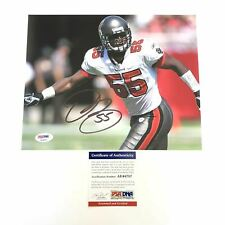 Derrick Brooks signed 8x10 photo PSA/DNA Tampa Bay Buccaneers Autographed Bucs