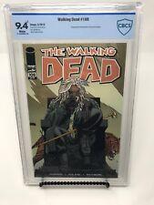 The Walking Dead #108 -CBCS 9.4 -1st App. Ezekial -Robert Kirkman Comic -CGC PGX