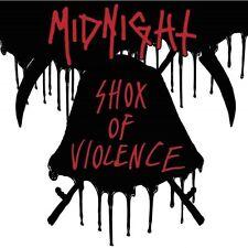 MIDNIGHT - Shox of Violence (NEW*BLACK V.*US THRASH METAL*VENOM*AT WAR*ZOETROPE)