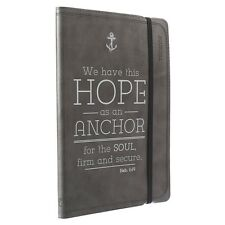 Bible Journal Notebook Leather Diary Notepad Prayer Scripture Daily Devotion Heb
