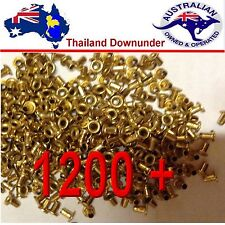 BEEKEEPING BRASS FRAME EYELETS 100 gram 1200 + FOR WOODEN FRAMES