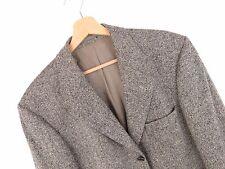 KU784 Hugo Boss Blazer Vintage Originale Premium Cashmere Lana einsteinsize 46/36