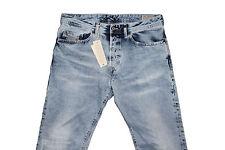 Diesel Buster 0840T Slim Jeans Cónicos W31 L30 100% Auténtico