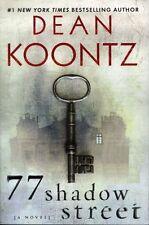 Dean KOONTZ / 77 SHADOW STREET        [ Audiobook ]