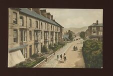 Wales Denbighshire TOWYN street scene from station c1920/30s? PPC by Frith
