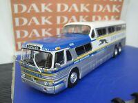 Die cast 1/43 Modellino Pullman Autobus Greyhound Scenicruiser USA 1956