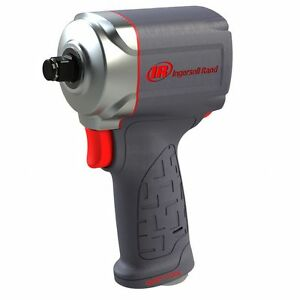 """Ingersoll Rand 15QMAX 3/8"""" Quiet Ultra-Compact Impact Wrench"""