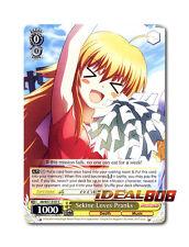 Weiss Schwarz Angel Beats! x 4 Sekine Loves Pranks [AB/W31-E107 C] English