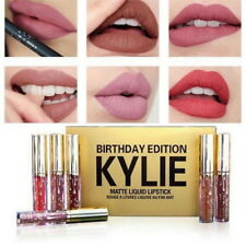 Kylie Jenner Cosmetics Matte 6 Lipstick Limited Birthday Edition SET