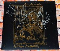 DJ Muggs x Tha God Fahim - Dump Assassins Vinyl LP Gold Leaf Sleeve Signed NEW