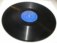 """SOUTHERNAIRES GONNA SHOUT ALL OVER GOD'S HEAVEN / NOBODY.. 10"""" 78 Decca 2859"""